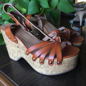 Shoes - High Heel Sandals Women's 6